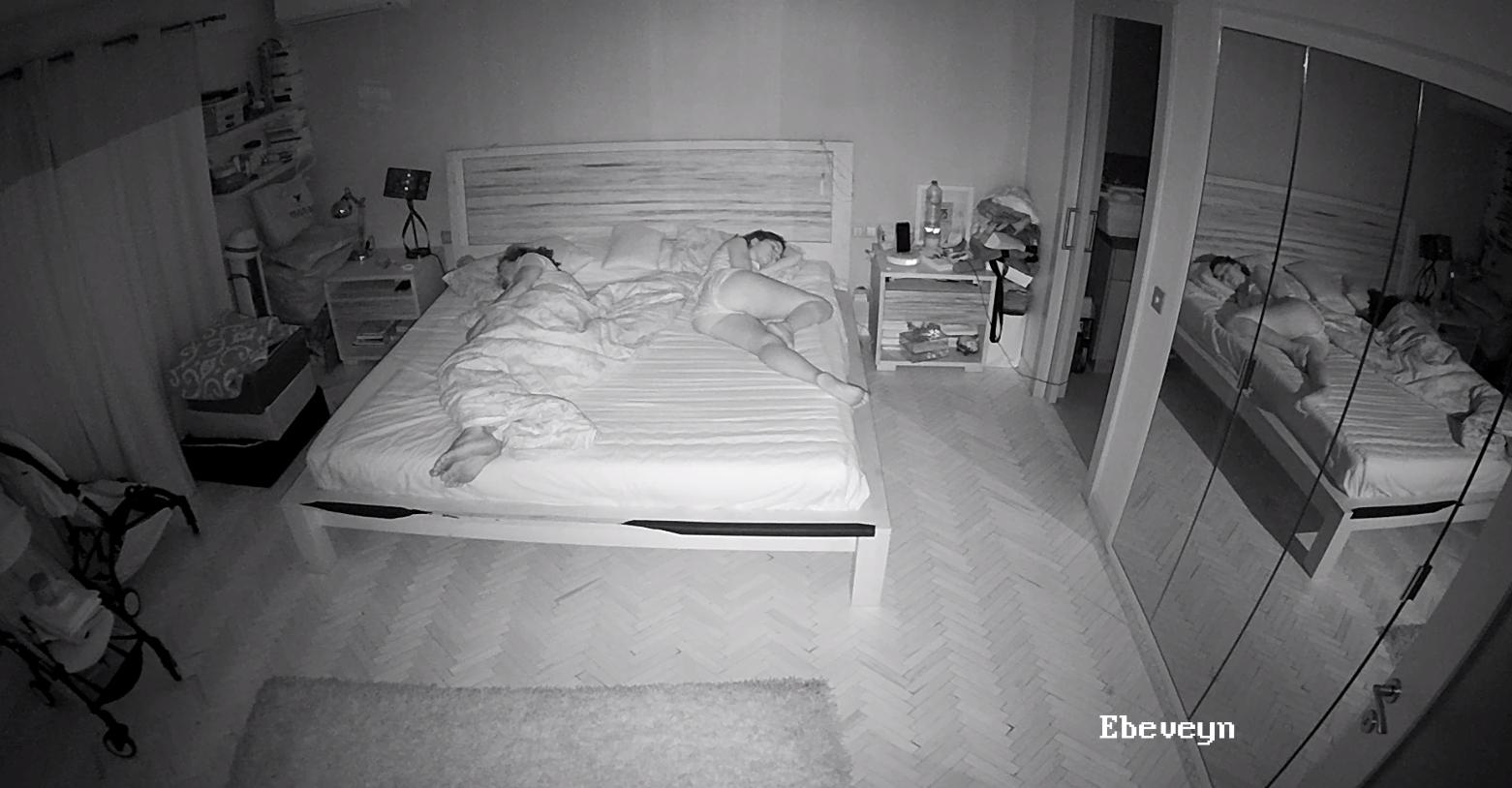 Скрытое порно видеонаблюдение в квартире